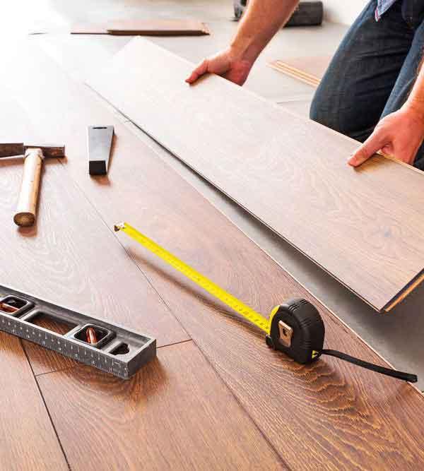 Peoria Flooring Repair Installation