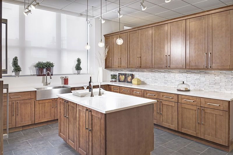 Peoria hardwood cabinets