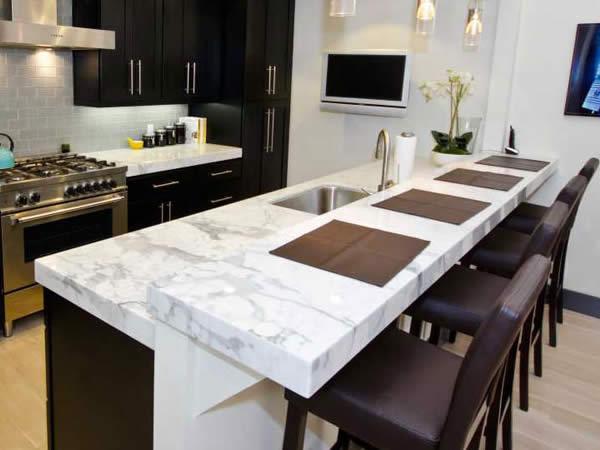 Peoria Flooring Marble Countertops