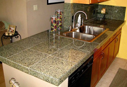 Peoria Tile Countertops in AZ